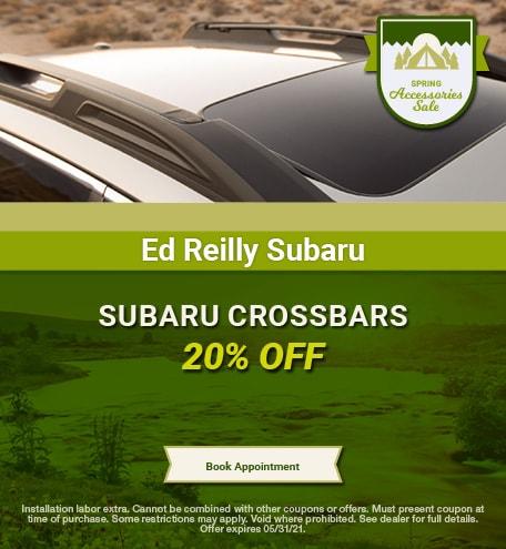 Subaru Crossbars
