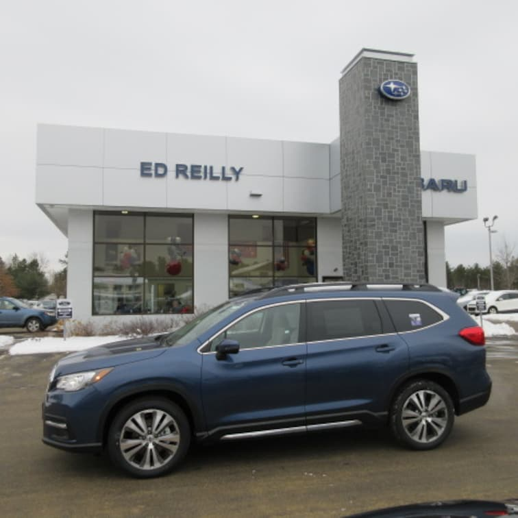 New 2019 Subaru Ascent Limited 8-Passenger SUV in Concord, NH