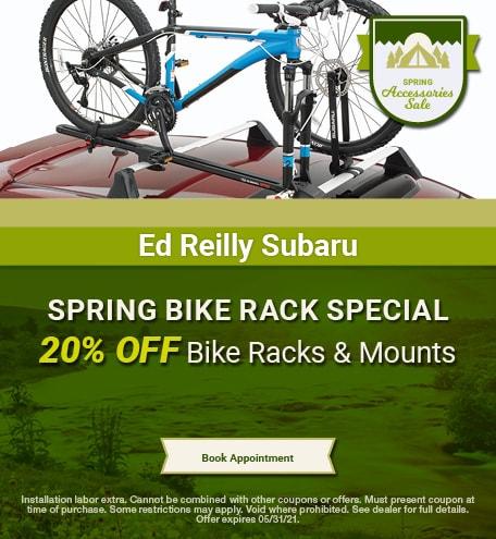 Spring Bike Rack Special