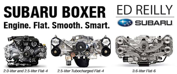 Subaru Boxer Engine >> Subaru Boxer Engine Ed Reilly Subaru
