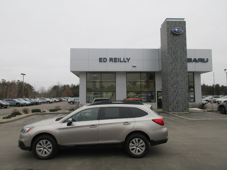 Certified Used 2017 Subaru Outback 2.5i Premium SUV in Concord New Hampshire