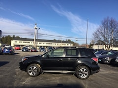 Used 2017 Subaru Forester 2.5i Limited SUV Concord New Hampshire