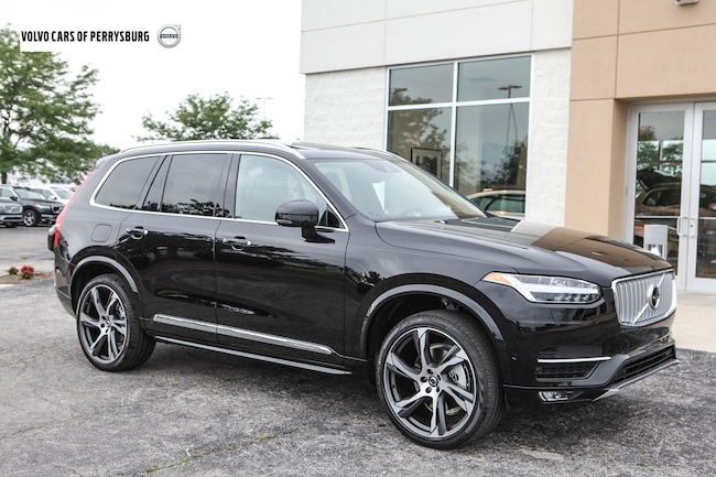 New 2019 Volvo XC90 T6 Inscription SUV Near Toledo, OH