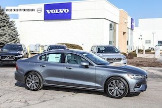 New 2019 Volvo S60 T6 Inscription Sedan 7JRA22TL4KG002619 in Perrysburg, OH