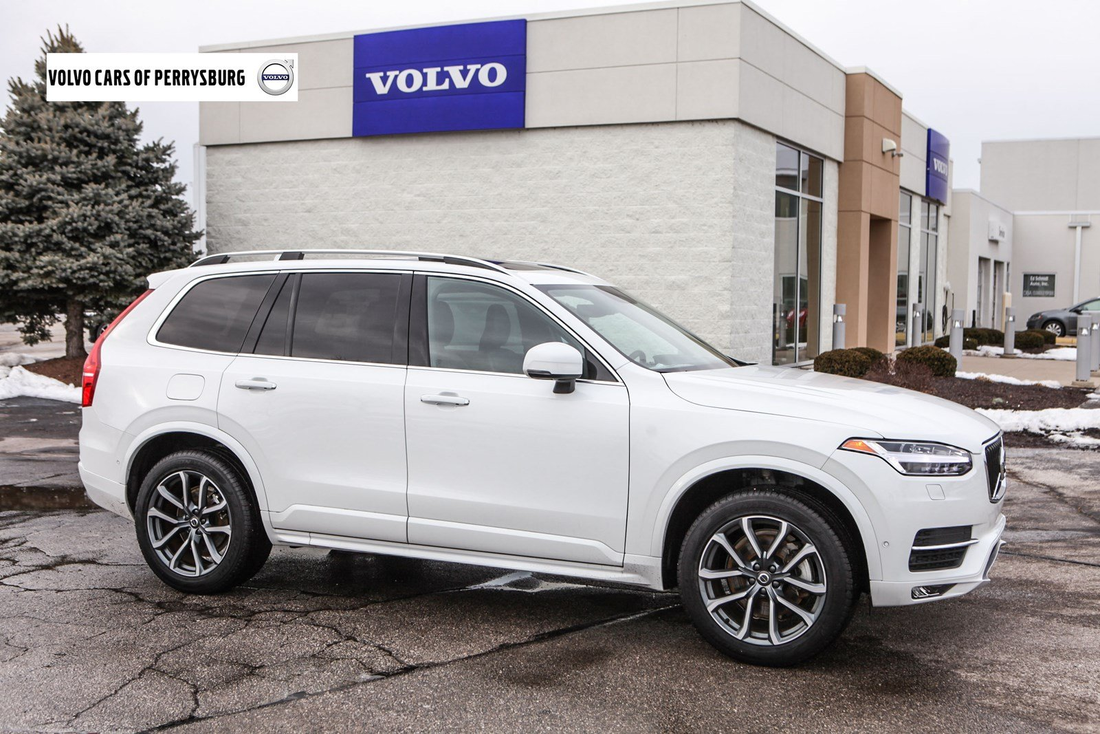 New 2019 Volvo XC90 For Sale at Volvo Cars of Perrysburg