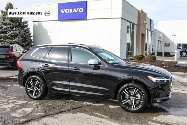 New 2019 Volvo XC60 T6 R-Design SUV Near Toledo, OH