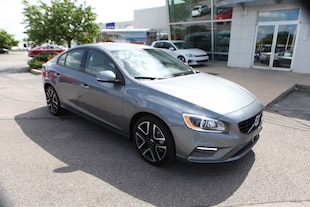 2018 Volvo S60 Dynamic T5 AWD Sedan