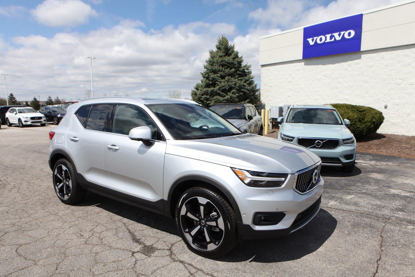 New 2019 Volvo XC40 For Sale in Perrysburg | VIN: YV4162UL9K2123819
