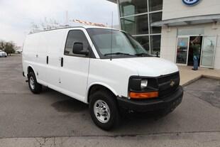 2010 Chevrolet Express 3500 CARGO Van Cargo Van