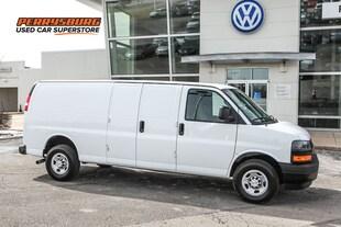 2019 Chevrolet Express 2500 CARGO Van Extended Cargo Van