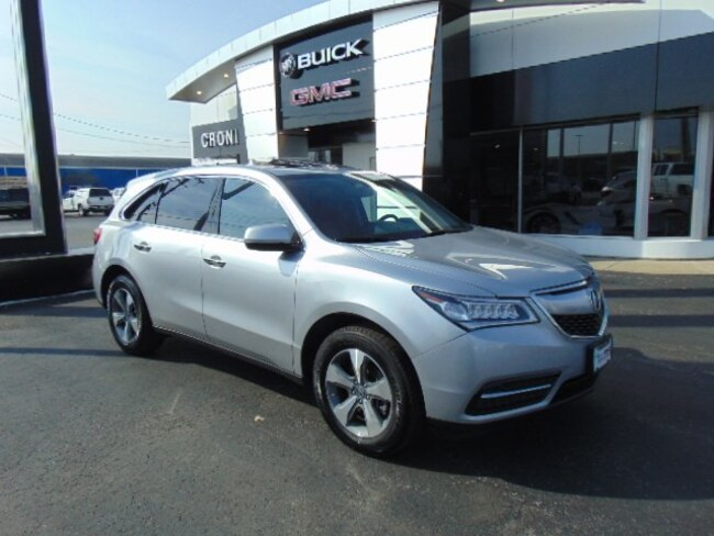 Used 2014 Acura MDX SH-AWD SUV Near Toledo, Ohio