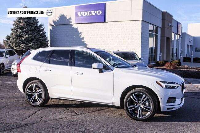 New 2019 Volvo XC60 T5 Momentum SUV Near Toledo, OH
