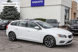 New 2018 Volvo V60 T5 Dynamic Wagon YV140MEL1J2382793 in Perrysburg, OH