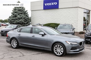 New 2018 Volvo S90 T6 AWD Momentum Sedan LVY992MKXJP022934 in Perrysburg, OH