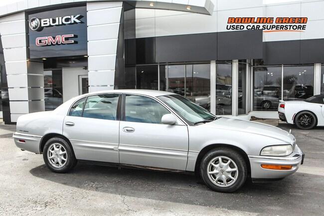Used 2000 Buick Park Avenue Sedan Near Toledo, Ohio