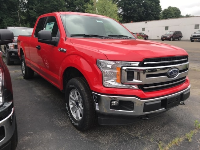 New 2018 Ford F-150 Truck SuperCab Styleside  for sale/lease Jamestown NY