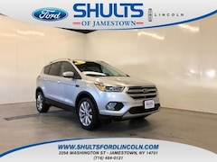 Used 2017 Ford Escape Titanium SUV 1FMCU9JD7HUE67438 in Jamestown, NY