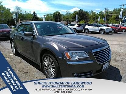 2013 Chrysler 300 For Sale >> Used 2013 Chrysler 300 For Sale Jamestown Ny Lakewood 2c3ccarg7dh740385