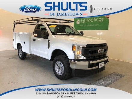 Featured Used 2020 Ford Super Duty F-250 SRW Truck Regular Cab for Sale in Jamestown, NY