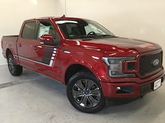 New 2018 Ford F-150 Lariat Truck SuperCrew Cab in Jamestown, NY