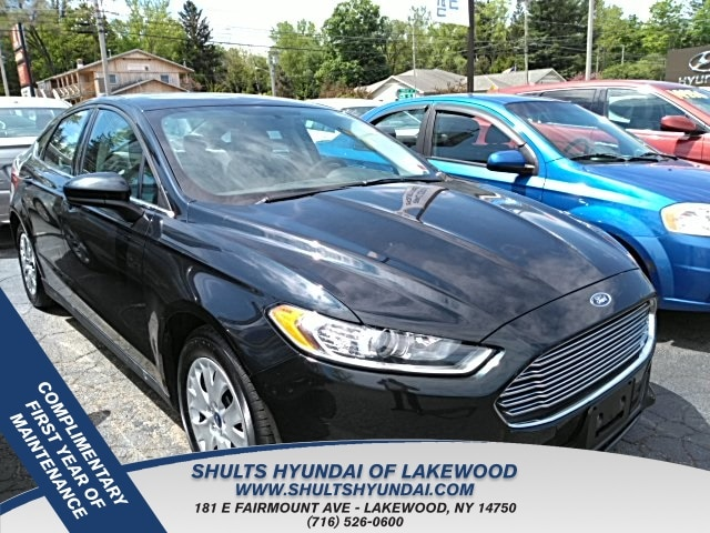 2014 Ford Fusion For Sale >> Used 2014 Ford Fusion For Sale Jamestown Ny Lakewood 3fa6p0g72er331765