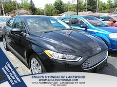 Used 2014 Ford Fusion S Sedan 3FA6P0G72ER331765 in Jamestown, NY