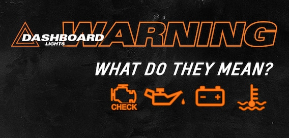 Vehicle Warning Lights | What Do They Mean?
