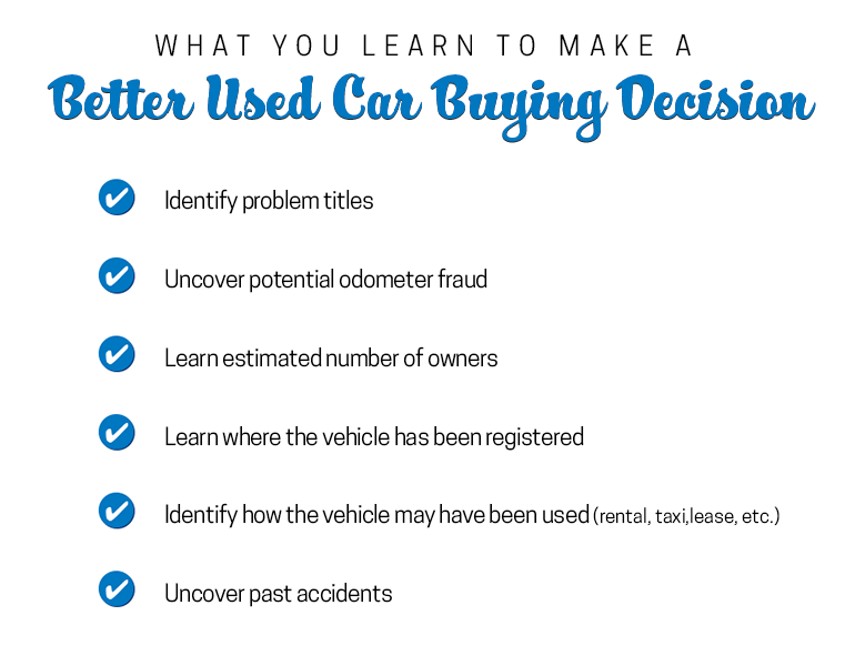 Why Buy With Carfax Ed Shults Of Warren