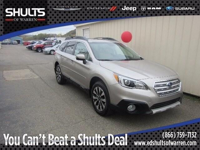 2016 Subaru Outback 3.6R Limited SUV