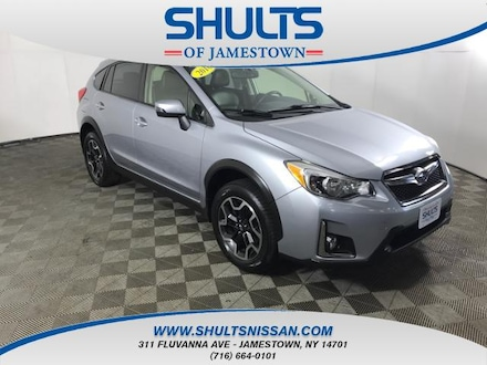 Featured Used 2016 Subaru Crosstrek 2.0i Limited SUV for Sale in Jamestown, NY