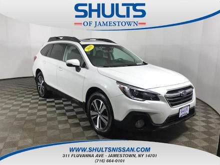 Featured Used 2018 Subaru Outback 2.5i Limited SUV for Sale in Jamestown, NY