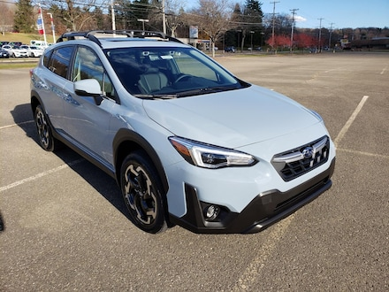 Featured New 2021 Subaru Crosstrek Limited SUV for Sale in Jamestown, NY