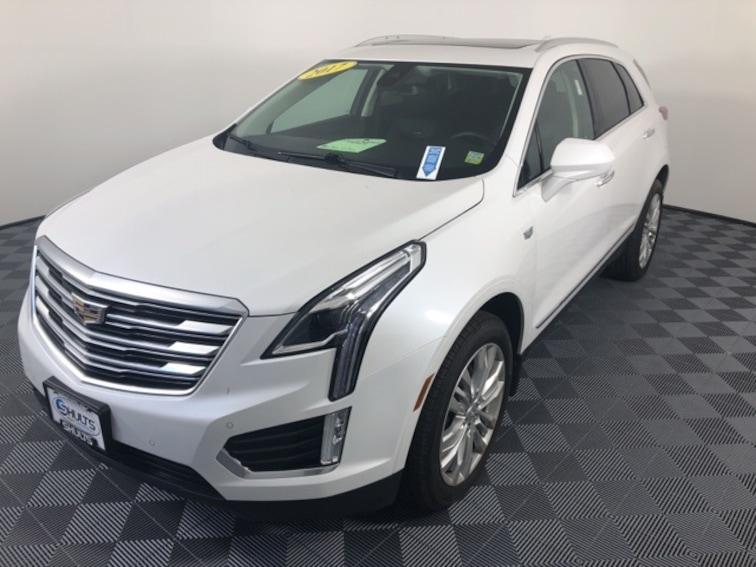 Used 2017 Cadillac Xt5 Premium Luxury In Jamestown Ny Near