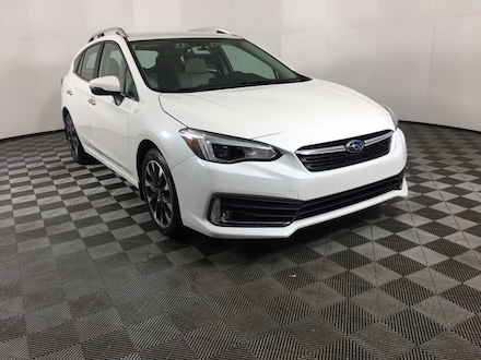 Featured New 2020 Subaru Impreza Limited 5-door for Sale in Jamestown, NY