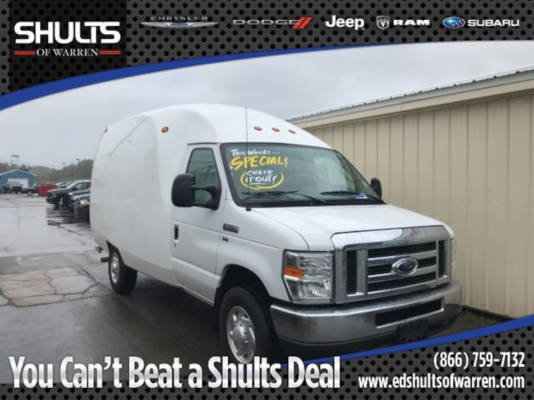Used 2012 Ford E-350SD Base Cab/Chassis in Warren, PA