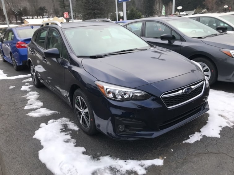 New 2019 Subaru Impreza 2.0i Premium 5-door in Warren, PA