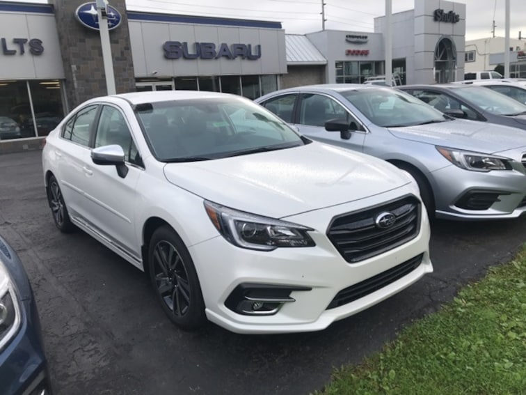New 2019 Subaru Legacy 2.5i Sport Sedan in Warren, PA