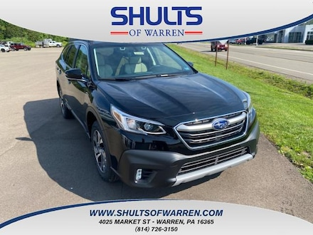 Featured new 2022 Subaru Outback Limited SUV for sale in Warren, PA