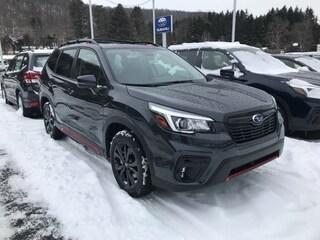 New  2019 Subaru Forester Sport SUV JF2SKAJC1KH487667 for sale in Warren, PA