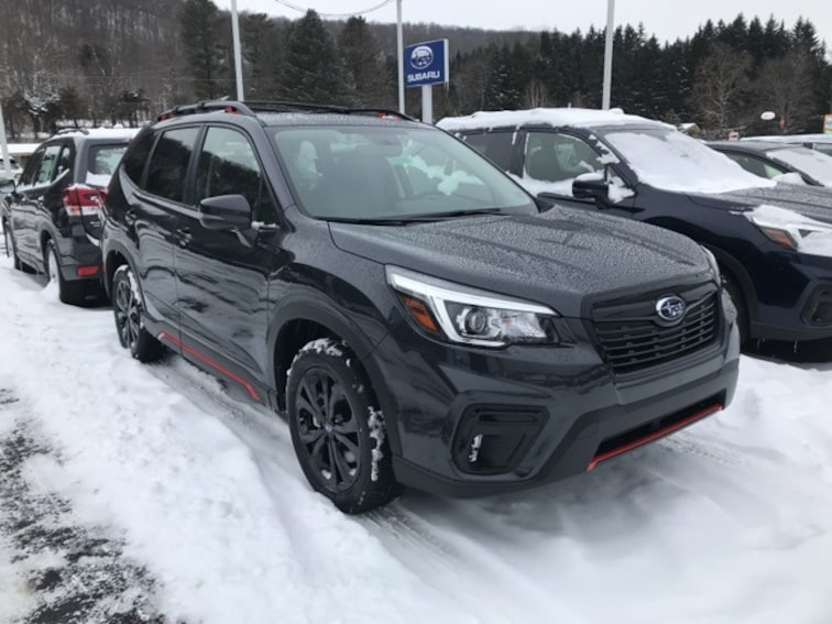 New 2019 Subaru Forester Sport SUV in Warren, PA