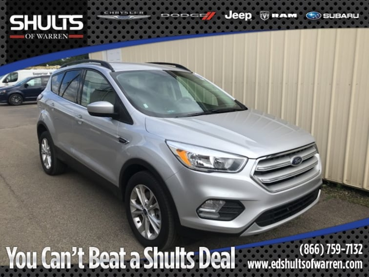 Used 2018 Ford Escape SE SUV in Warren, PA