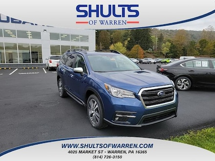 Featured new 2021 Subaru Ascent Touring 7-Passenger SUV for sale in Warren, PA