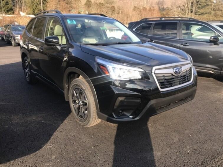 New 2019 Subaru Forester Premium SUV in Warren, PA