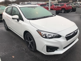 New  2019 Subaru Impreza 2.0i Premium 5-door 4S3GTAD67K3723811 for sale in Warren, PA