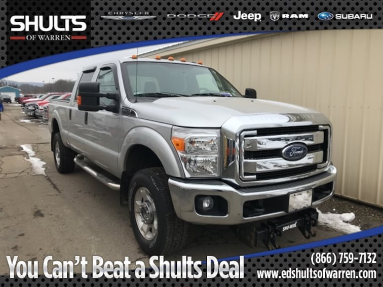 Used 2015 Ford F-250SD XLT Truck in Warren, PA