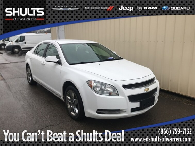 Used 2009 Chevrolet Malibu LT Sedan in Warren, PA