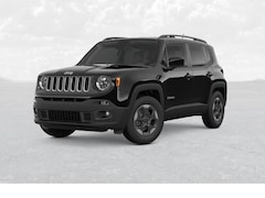 New 2018 Jeep Renegade LATITUDE 4X2 Sport Utility for sale in Avon Lake, OH
