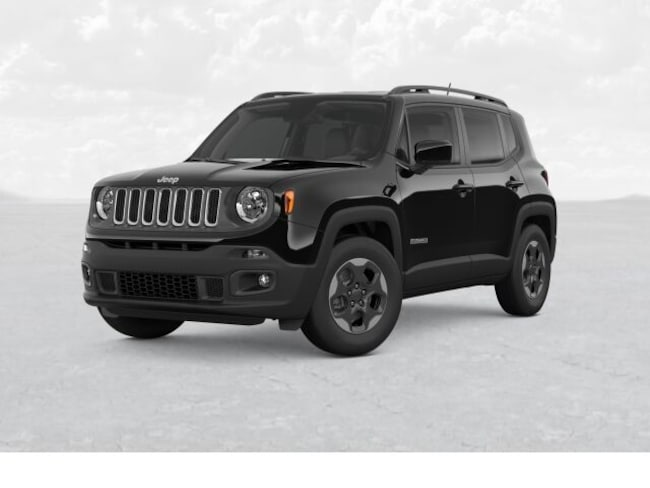 New 2018 Jeep Renegade LATITUDE 4X2 Sport Utility in Avon Lake
