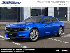 New 2020 Dodge Charger SXT AWD Sedan for sale in Avon Lake, OH