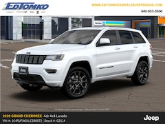 New 2020 Jeep Grand Cherokee ALTITUDE 4X4 Sport Utility for sale in Avon Lake, OH